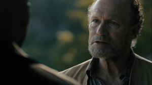 Now Am Found- Edward Hoyt wants Wayne to tell him what happened to Harris James- HBO, True Detective