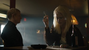 Now Am Found- Harris James offers money to Lucy Purcell- HBO, True Detective