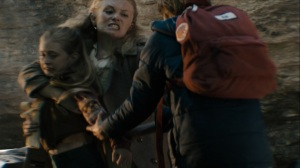 Now Am Found- Isabelle pulls Julie away from Will- HBO, True Detective
