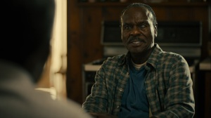 Now Am Found- Junius Watts tells Wayne and Roland how Isabelle came to love Julie- HBO, True Detective