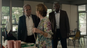 Now Am Found- Roland and Wayne ask former Hoyt employee about Sam Whitehead- HBO, True Detective
