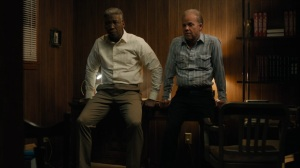 Now Am Found- Roland wants to crash at Wayne's home- HBO, True Detective