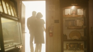 Now Am Found- Wayne and Amelia leave the bar- HBO, True Detective