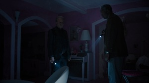 Now Am Found- Wayne and Roland find the pink room- HBO, True Detective
