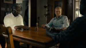 Now Am Found- Wayne and Roland listen to Junius Watts talk about working for Mr. Hoyt- HBO, True Detective