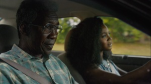 Now Am Found- Wayne in the car with Becca- HBO, True Detective