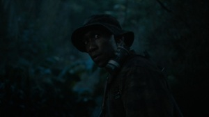 Now Am Found- Wayne in the jungle- HBO, True Detective