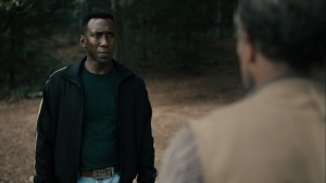 Now Am Found- Wayne in the woods with Edward Hoyt- HBO, True Detective