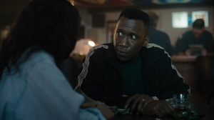 Now Am Found- Wayne tells Amelia that some parts of his life are not for sharing- HBO, True Detective