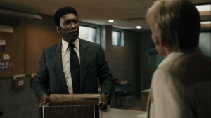 Now Am Found- Wayne tells Roland that he's leaving the force- HBO, True Detective