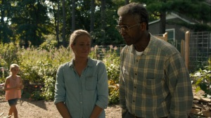 Now Am Found- Wayne with Julie Purcell and her daughter- HBO, True Detective