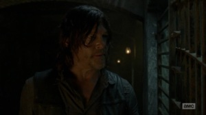 Omega- Daryl asks Lydia where her camp is- AMC, The Walking Dead