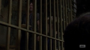 Omega- Daryl finds Henry staying with Lydia- AMC, The Walking Dead