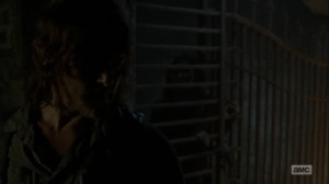 Omega- Lydia wants Daryl to open up to her- AMC, The Walking Dead