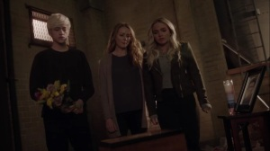 oMens- Andy, Lauren, and Caitlin say farewell to Reed- Fox, X-Men, The Gifted