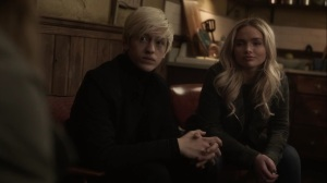oMens- Andy with Lauren- Fox, X-Men, The Gifted