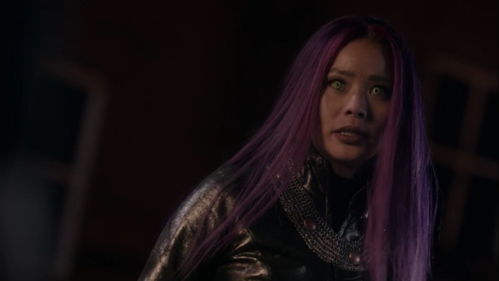 oMens- Blink returns and tells the others to follow her- Fox, X-Men, The Gifted