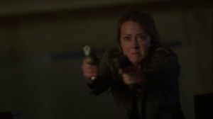 oMens- Caitlin opens fire on the Inner Circle mutants- Fox, X-Men, The Gifted
