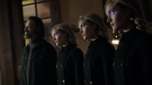 oMens- Fade and Frost Sisters arrive for Andy and Lauren- Fox, X-Men, The Gifted