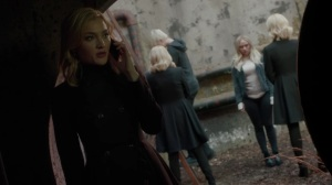 oMens- Frost Sisters bring Andy and Lauren to the tunnels- Fox, X-Men, The Gifted
