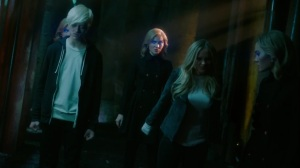 oMens- Frost Sisters increase pressure on Andy and Lauren- Fox, X-Men, The Gifted