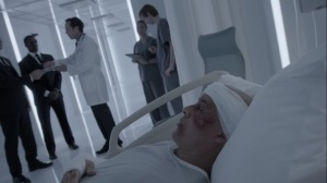 oMens- Jace Turner in the hospital- Fox, X-Men, The Gifted