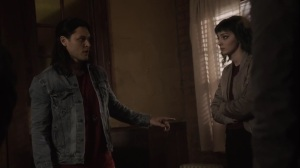 oMens- John tells the others that he will take on the Purifiers- Fox, X-Men, The Gifted