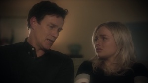 oMens- Reed tells Lauren that he will always protect her- Fox, X-Men, The Gifted