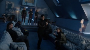 oMens- Reeva assembles the remaining Inner Circle mutants- Fox, X-Men, The Gifted