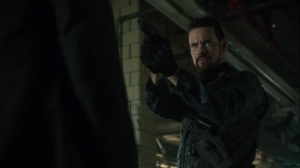 Pena Dura- Eduardo tells Jim that Walker wants Ed killed- Fox, Gotham