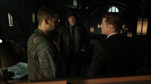 Pena Dura- Harvey informs Jim that Nygma is going to Penguin- Fox, Gotham