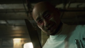 Pena Dura- Hugo Strange prepares to operate on Ed again- Fox, Gotham