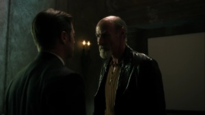 Pena Dura- Jim and Harvey speak with an arms dealer about the RPG- Fox, Gotham
