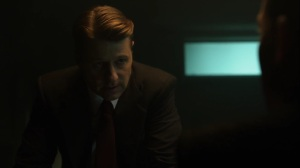 Pena Dura- Jim tells Penguin that things are changing in Gotham- Fox, Gotham