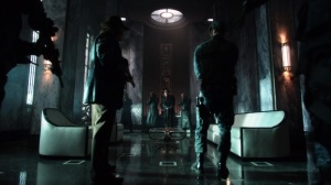Pena Dura- Penguin faces off with Harvey, Eduardo, and Delta Force- Fox, Gotham