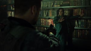 Pena Dura- Riddler tells Jim that he's innocent- Fox, Gotham