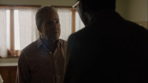 The Final Country- Roland asks Wayne if Amelia would want him behaving like this- HBO, True Detective