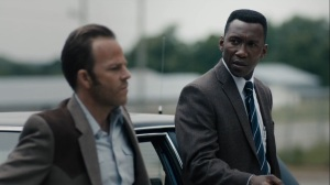 The Final Country- Wayne tells Roland that he wants to keep investigating- HBO, True Detective