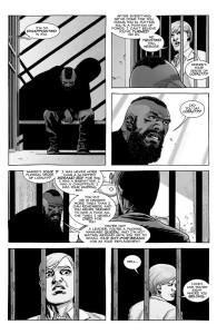 The Walking Dead 188- Mercer tells off Pamela