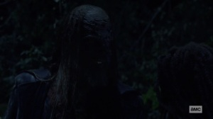 Chokepoint- Beta and another Whisperer talk about bringing Lydia back- AMC, The Walking Dead