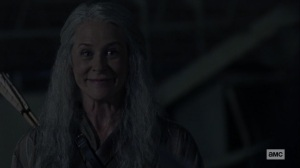 Chokepoint- Carol proposes that the Highwaymen see a movie at the Kingdom- AMC, The Walking Dead