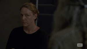 Chokepoint- Dianne suggests that the Saviors attacked Jerry- AMC, The Walking Dead