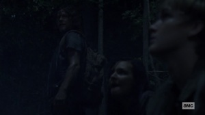 Chokepoint- Lydia, Henry, and Daryl decide their next move- AMC, The Walking Dead