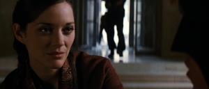 Dark Knight Rises- Talia Reveals herself to Bruce
