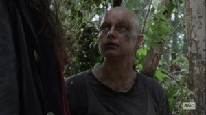 Guardians- Alpha and Beta talk about Henry and Lydia- AMC, The Walking Dead