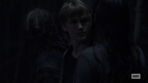 Guardians- Daryl comes for Henry, who still wants Lydia to come with him- AMC, The Walking Dead