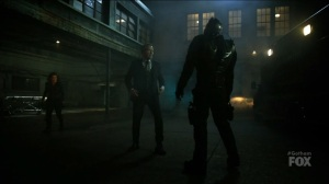 I Am Bane- Alfred and Selina about to take on Bane- Fox, Gotham