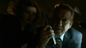 I Am Bane- Alfred and Selina learn from Bruce about Bane and Nyssa- Fox, Gotham