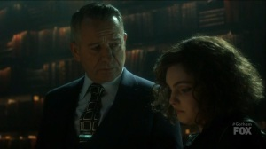 I Am Bane- Alfred and Selina talk about starting over- Fox, Gotham