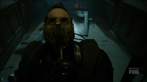 I Am Bane- Bane arrives for Barbara- Fox, Gotham
